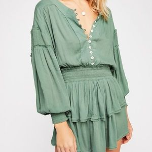 Free People Romy Mini Dress